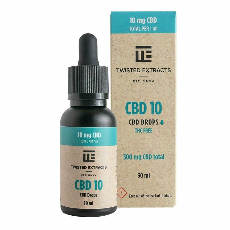 CBD 10 Oil Drop