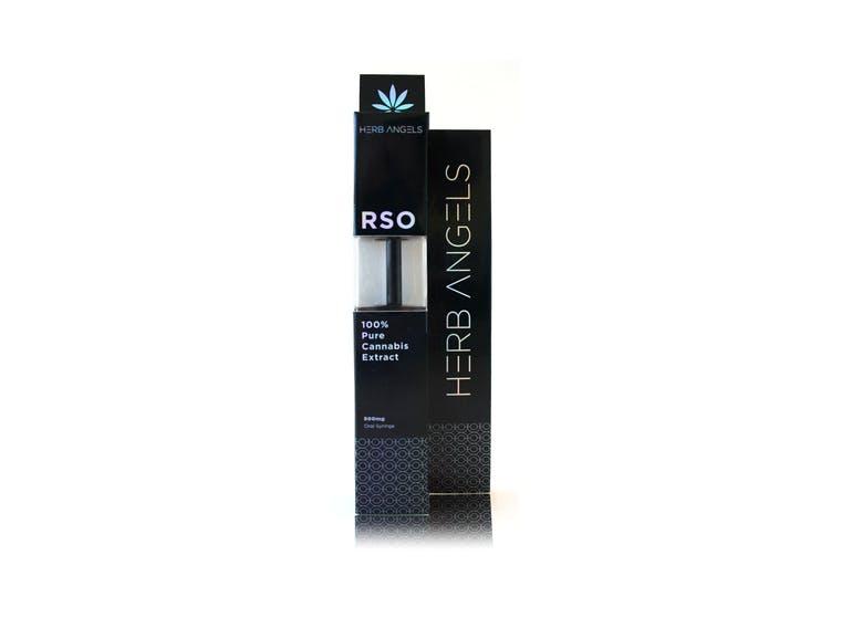 RSO Syringe 500