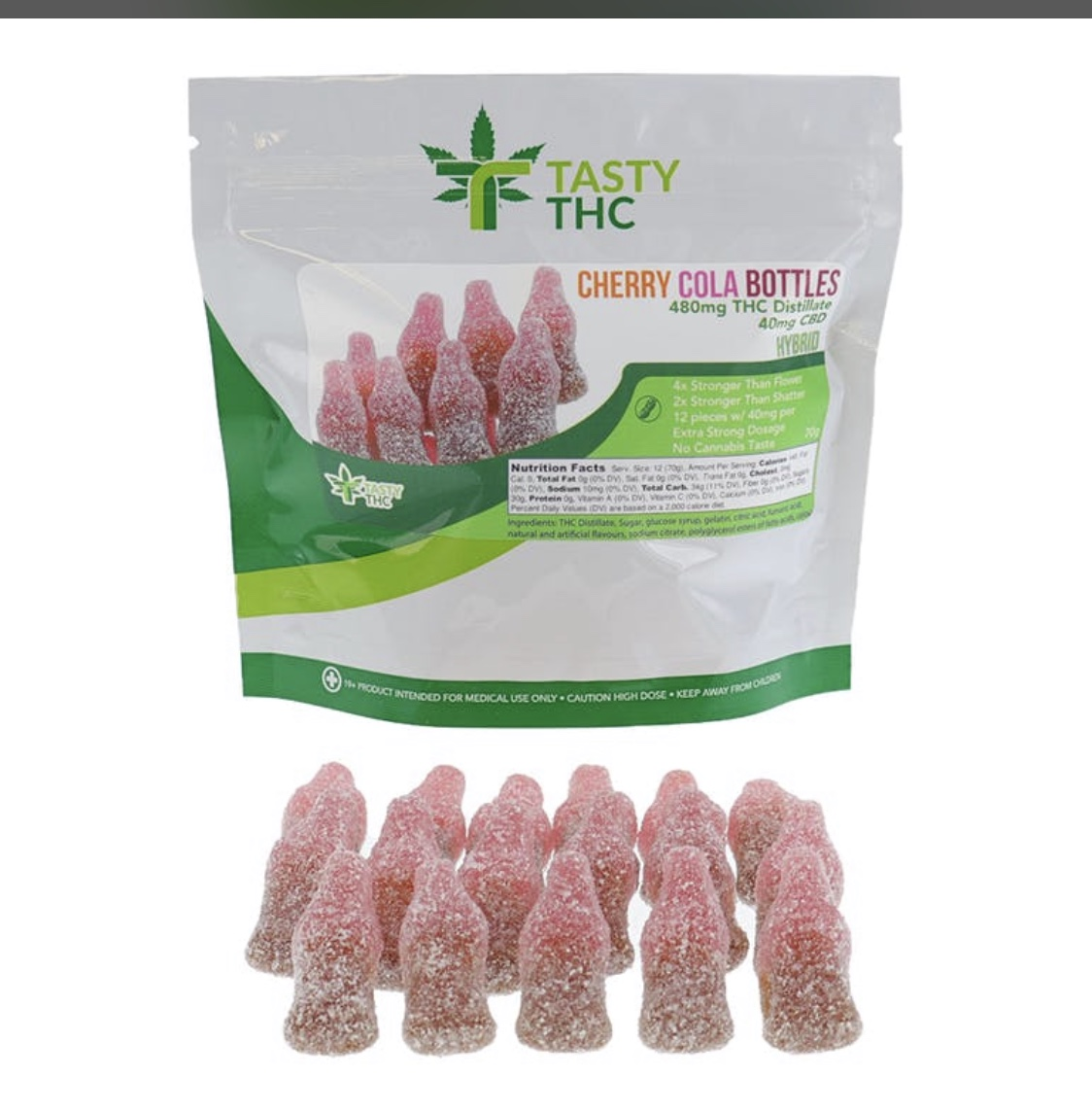 Cherry Cola Bottles Sativa only